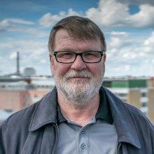 Tapio Toivonen, taloyhtiön puheenjohtaja, As Oy Tammelanpuistokatu 31-33